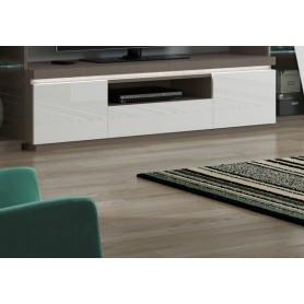 Móvel TV Quadrado 2 Portas + 1 Gaveta 160