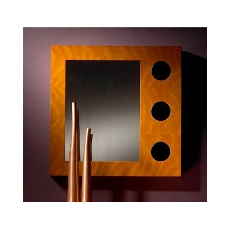Moldura Swing 100 R.274F Cj 01SWGMOL01 vidro preto