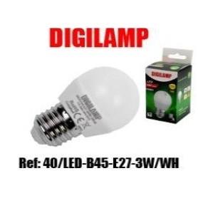 Lâmpada LED E14 5W 260LM