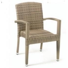 Cadeira Florencia Ref. 4416 moka