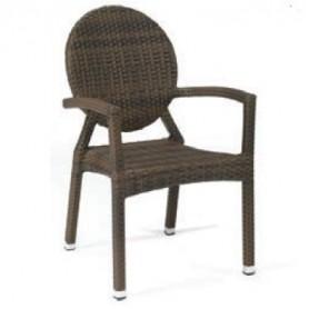 Cadeira Génova Ref. 5060 cafe