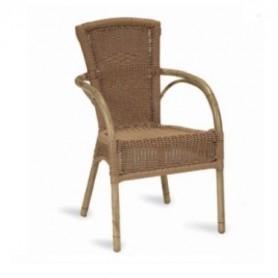 Cadeira Jamaica ref. 8036 Deco bambu exterior