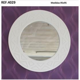 Moldura Harpa Redonda ref 4029