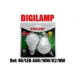 Lâmpada LED E27 10W 900LM
