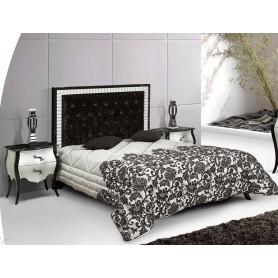 Quarto Gaudy Ref.: 800 cama e mcb