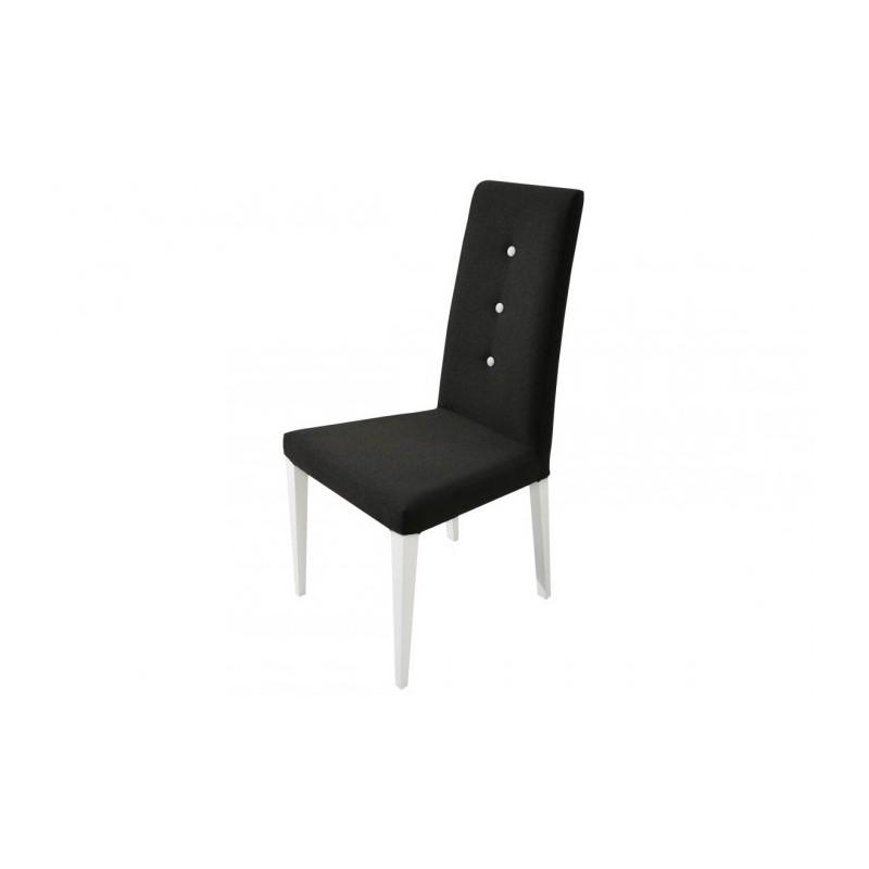 Cadeira Button Pés Branco