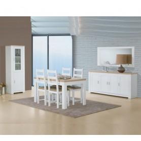 Sala de Jantar Florença completa