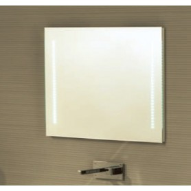 Espelho WC LEDS com fita Leds