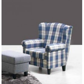 "Wing Chair lilian""orelhas"""