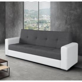 sofá semper sofá-cama 3lug. com arrumação