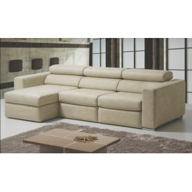 Sofá Andy 3 Lug + Chaise