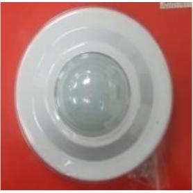 Sensor de movimento/luminosidade a infravermelhos ref: 50/1020A