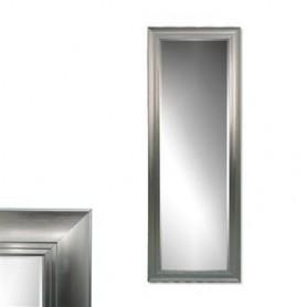 Espelho com  moldura P5741 ref 5331 Prata 164x59cm
