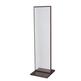 Espelho Bengaleiro 2045 Melamina wengue
