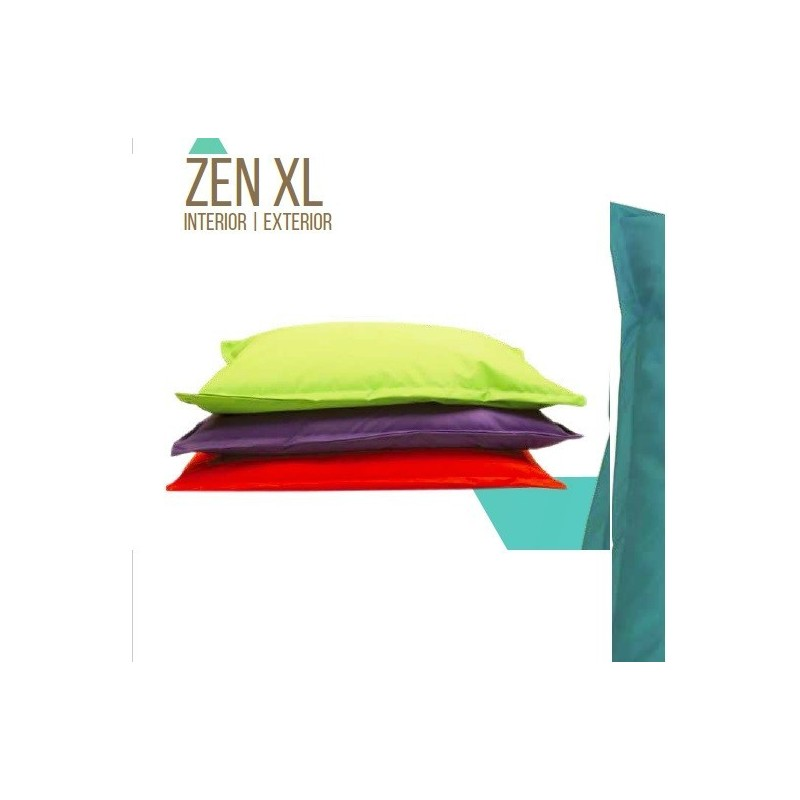 Puff Zen Almofada XL 140*180 Exterior Nylon Jardim