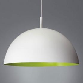 Suspensão Inc Mod 40228/33/10 branca com interior verde