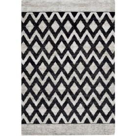 Carpete GRADIENT CHENILLE 007 silver black