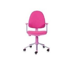 Cadeira escritório FLAX S2100 giratória Rosa