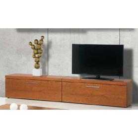 Móvel TV Mónaco 120 - 1 gaveta