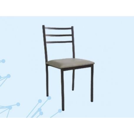 Cadeira Iris Com Assento Estofado
