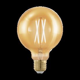 Lampada LED 11693 E27 4W 320 lumen vintage EGLO
