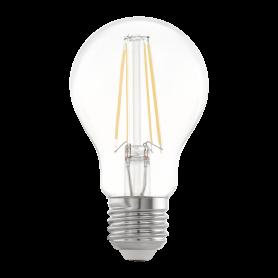 Lâmpada LED 11534 E27-LED-A60 6,5W 2700K  EGLO