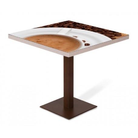 Mesa de Café Oriente preço mais baixo 256,30 € Medida Mesas e Móveis 60x60