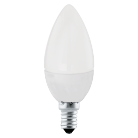 Lâmpada LED Ref. 11421 E14-C37 4W 3000K 320lm warm white