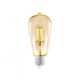 Lâmpada LED 11521 - 4W LED E27 220 lm AMBAR | 2200K WARM WHITEA