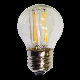Lâmpada LED Filamento 4W 2700K 400LM