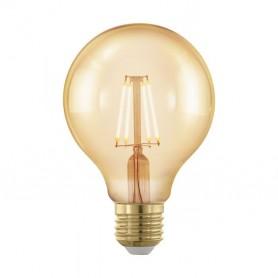Lâmpada LED E27-LED- 4W-320 lm 1700k - Ref.11692 vintage Regulável Dimável  EGLO