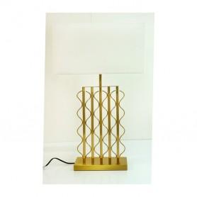 Candeeiro Metal Dourado  ZY-3588TL- Ref.8027