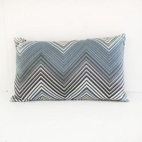 Almofada Decorativa Azul 30x50 Ref.7931