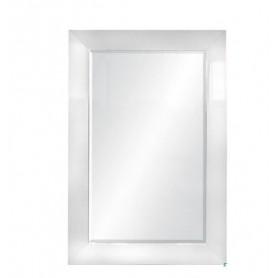Espelho Moldura branca 78x113CM P813-A-1001-1 REF 6677.