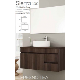 copy of COnjunto WC Sierra 100