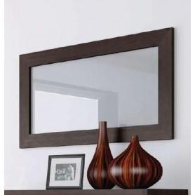 Espelho de Aparador Divine II 130cm decapé branco