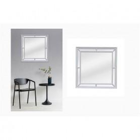 Espelho 21827 Cinza (100X100CM) ref 80653