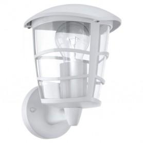 Aplique ALORIA ref 93094 Branco Eglo Exterior