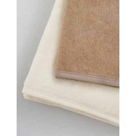 Cobertor 4000 Hotelaria Camel - 100% Algodão