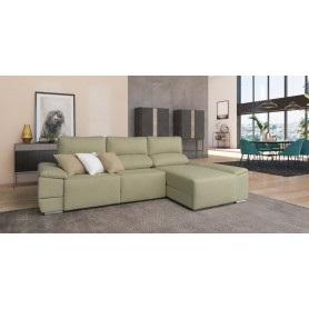 copy of Sofá Oslo Cheers Queens Elephant Chaise V/F Drt