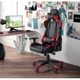 Cadeira Gaming Player Silverstone