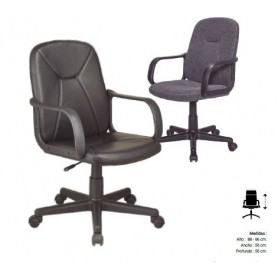 Cadeira para Escritório Giratória Génesis
