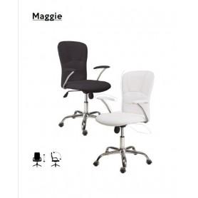 Cadeira giratória Maggie