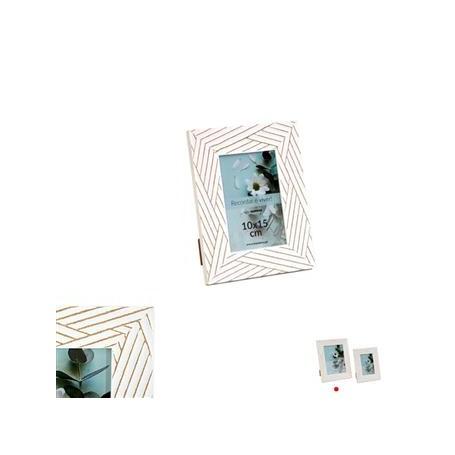 Moldura Branca 10x15CM ou 15x20 P1014-ZQ-71-1 ref 7377 - 7378
