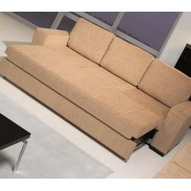 Sofá Riga 3 lugares com cama