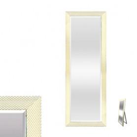 Espelho de Pé com moldura dourada 57x162 ref 8865