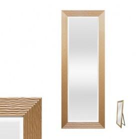 Espelho de Pé com moldura dourada 61x166cm ref 8875