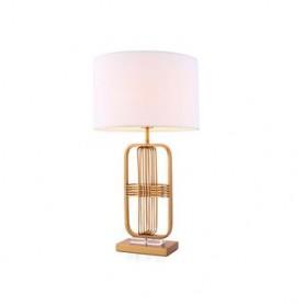 Bedside table lamp Metal gold ref 8781 38x70cm