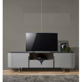 Base TV Delta com 170 cm com pé metálico ref. 927
