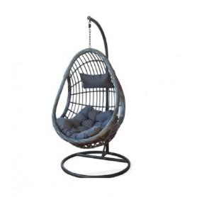 Cadeira de Baloiço Suspensa Branca Media FOA01-03 8287 M Jardim